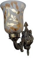 101 Lights Antique Wall Lamp (35 Cm, Golden)