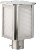 Superscape Gate Pillar Post Lighting GL4628 Outdoor Lamp (24 Cm, White)