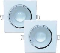 Bene Downlight 3w, Color Of Led: White Ceiling Lamp (6 Cm, Color Of Fixture White, Color Of LED White) - TLPEA7B5PSKZ3VHV