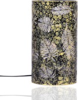 Height Of Designs Yellow Leaf Table Lamp (21.59 Cm, Yellow)