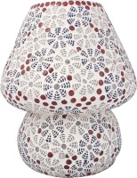 Lime Light Mosaic Decoratives LL09 Table Lamp (22.86 Cm, Multicolor)