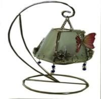 JTE LIGHT LAMP Table Lamp (23 Cm, WHITE)