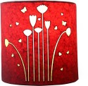 Craftter Flying Flowers Wall Lamp Table Lamp - Pink