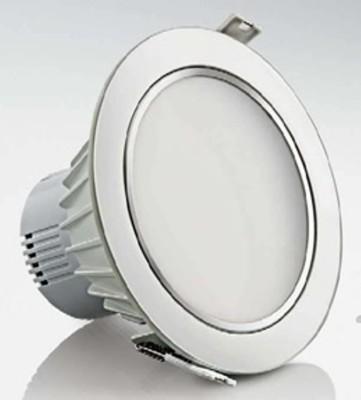 Syska LED Downlight-Corona Series6 Table Lamp - White