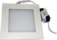 Sunshine Square 12 Watt Power Led Light Ceiling Lamp (3 Cm, White, Yellow)