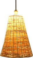 Good Living Traditional Ceiling Lamp (28 Cm, Wooden)
