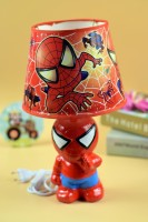 Enfin Homes Spider Man Night Lamp (34 Cm, Red)