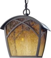 Trisha Lighting Alba Drop Night Lamp (25 Cm, Brown)