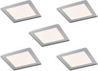 Grois Energy 18 Watts Square Panel LED Light CW Ceiling Lamp (18 Cm, White)
