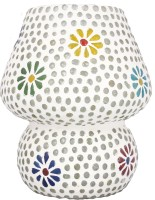 Lime Light Mosaic Decoratives LS07 Table Lamp (16.51 Cm, Multicolor)