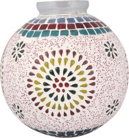 Lime Light Mosaic Decoratives LL19 Table Lamp (21.59 Cm, Multicolor)