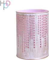 Height Of Designs Rain Drop Night Lamp (15 Cm, Pink Gold)