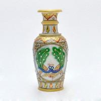 Gaura Art & Crafts Designer Lamp Table Lamp (8 Cm, White)