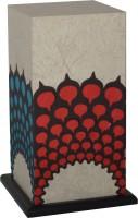 Shady Ideas Droplets Table Lamp (24.77 Cm, Multicolor)