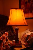 Yashasvi Yashasvi Yellow Qualdi Table Lamp Table Lamp (45 Cm, Yellow)