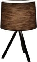 Dinmans Tripod Table Lamp (43 Cm, Black)