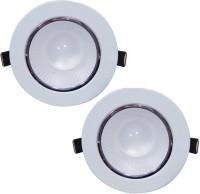 Bene Downlight 3w, Color Of Led: White Ceiling Lamp (6 Cm, Color Of Fixture White, Color Of LED White) - TLPEA7B5VYZ5UZYX