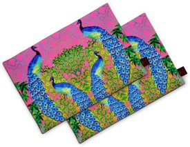 Sej By Nisha Gupta Rectangular Pack of 2 Table Placemat