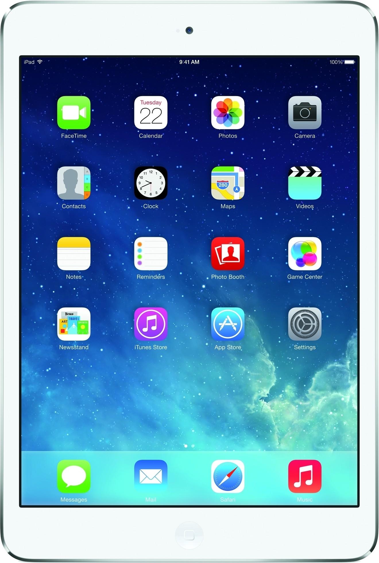 Apple 64 GB iPad Mini with Retina Display and Wi-Fi Silver, 64 GB, Wi-Fi Only