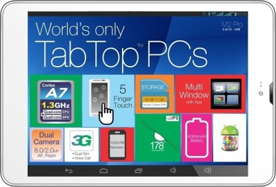 View Milagrow M2 Pro 16Gb Tablet Note Price Online(Milagrow)
