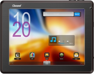 View Classpad EduTablet for Grade 4 Tablet Note Price Online(Classpad)