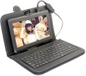 I KALL N5 With Keyboard 16 GB 7 Inch With Wi-Fi+4G (Black)