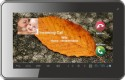 ADCOM 741C Apad 3D Tablet - Black, Wi-Fi, Dual Camera, 2G Calling