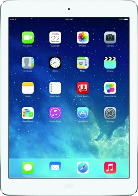 View Apple 128 GB iPad Air with Wi-Fi + Cellular  Price Online