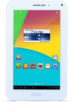 View ISUN ISN407 Tablet Note Price Online(ISUN)