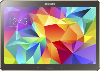 View Samsung Galaxy Tab S 10.5 Tablet Note Price Online(Samsung)