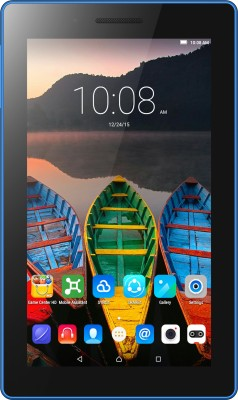 Lenovo TAB3 7 Essential (Ebony Black, 8 GB, Wi-Fi+3G)