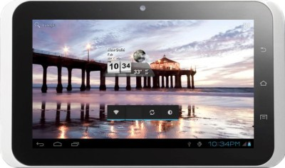 54% Discount on HCL ME Y2 Tablet (Black, 2G, 3G, Wi-Fi) For Rs.6828 at flipkart, buy at EMI from ICICI / HDFC/ CITIBank