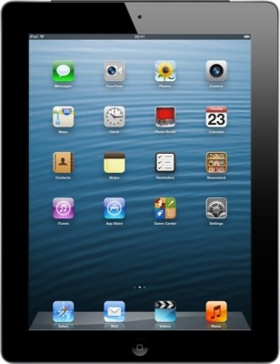 Apple 32GB iPad with Retina Display and Wi-Fi Cellular (4th Generation)
