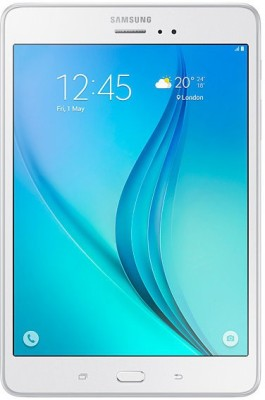 Samsung Galaxy Tab A available at Flipkart for Rs.20500