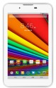 Vox 17.7cm Dual Sim 3G Quad Core HD Tablet 2+5 MP Camera Android 8GB (White, 1 GB, 3G, Charger And Usb-Otg Cable)