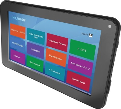 [Cheapest] Milagrow MGPT03 PRO Tablet on Flipkart @ 4990 ...