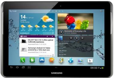 Buy Samsung Galaxy Tab 2 P5100: Tablet