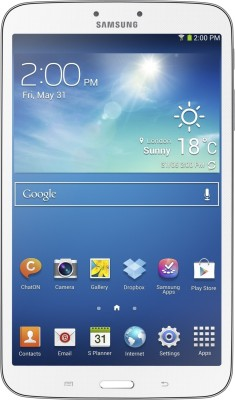 Samsung Galaxy Tab 3 T310 Tablet from Flipkart at Extra 10% Off