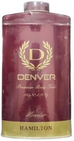Denver Honor Premium Body Talc Powder