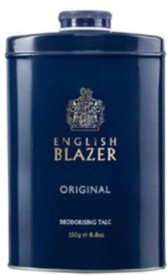 English Blazer Original Deodorising Talc