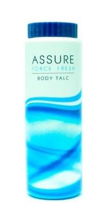 Assure Talcum Powder Assure Force Fresh Body Talc