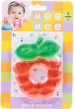 Mee Mee Teethers & Soothers Mee Mee Water Filled Teether Apple