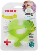 Farlin Farlin Educational Smiley Gum Soother Teether (Green)
