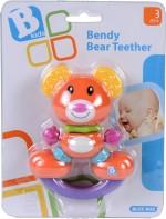B Kids Teethers & Soothers B Kids Bendy Bear Teether Plain