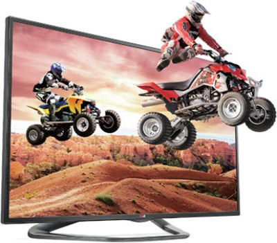 24% discount on LG 55LA6200 55 inches LED TV (Full HD)) for Rs. 118999