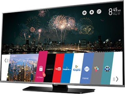 LG 124.46cm (49) Full HD Smart LED TV (3 X HDMI, 3 X USB)