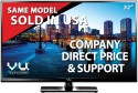 VU 32K160 32 Inches LED TV - HD Ready