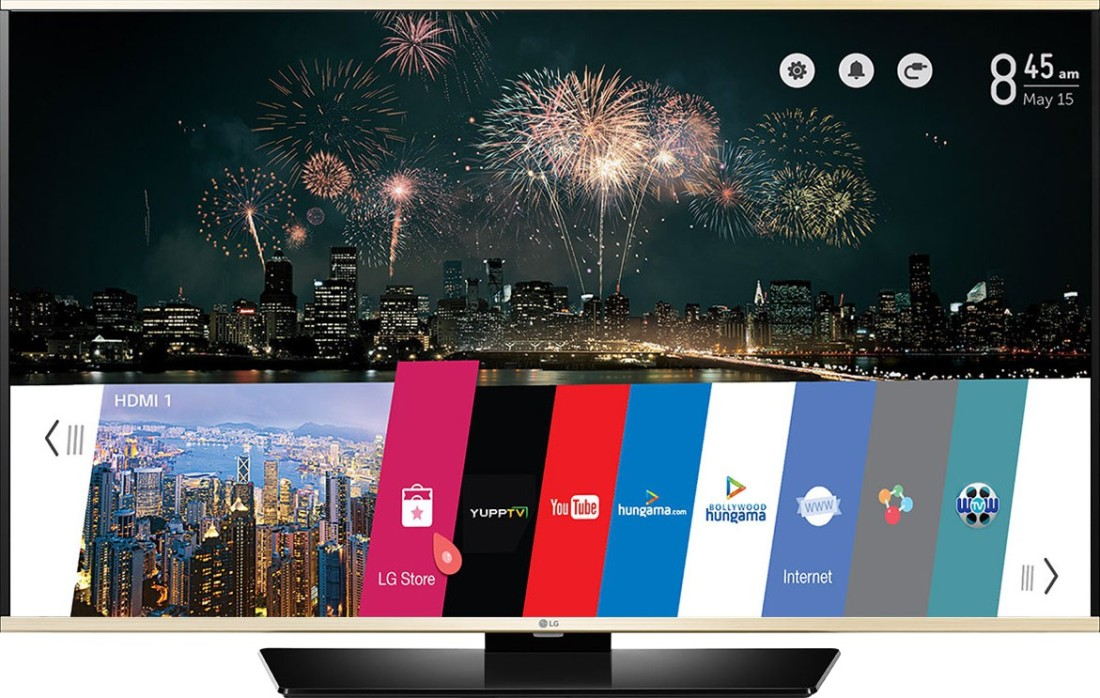 LG 43LF6310 43 Inch Full HD Smart LED TV (WITH WEBOS 2.0)