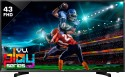 Vu 43D6575 109cm 43 Inch Full HD LED TV