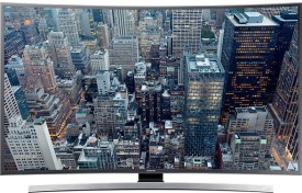 Samsung 40JU6670 40 Inch Ultra HD Curved Smart LED TV